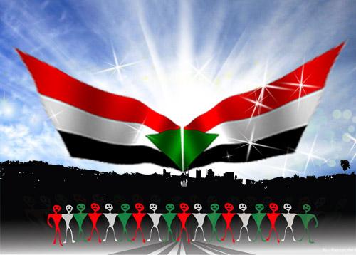 نشيد علم السودان